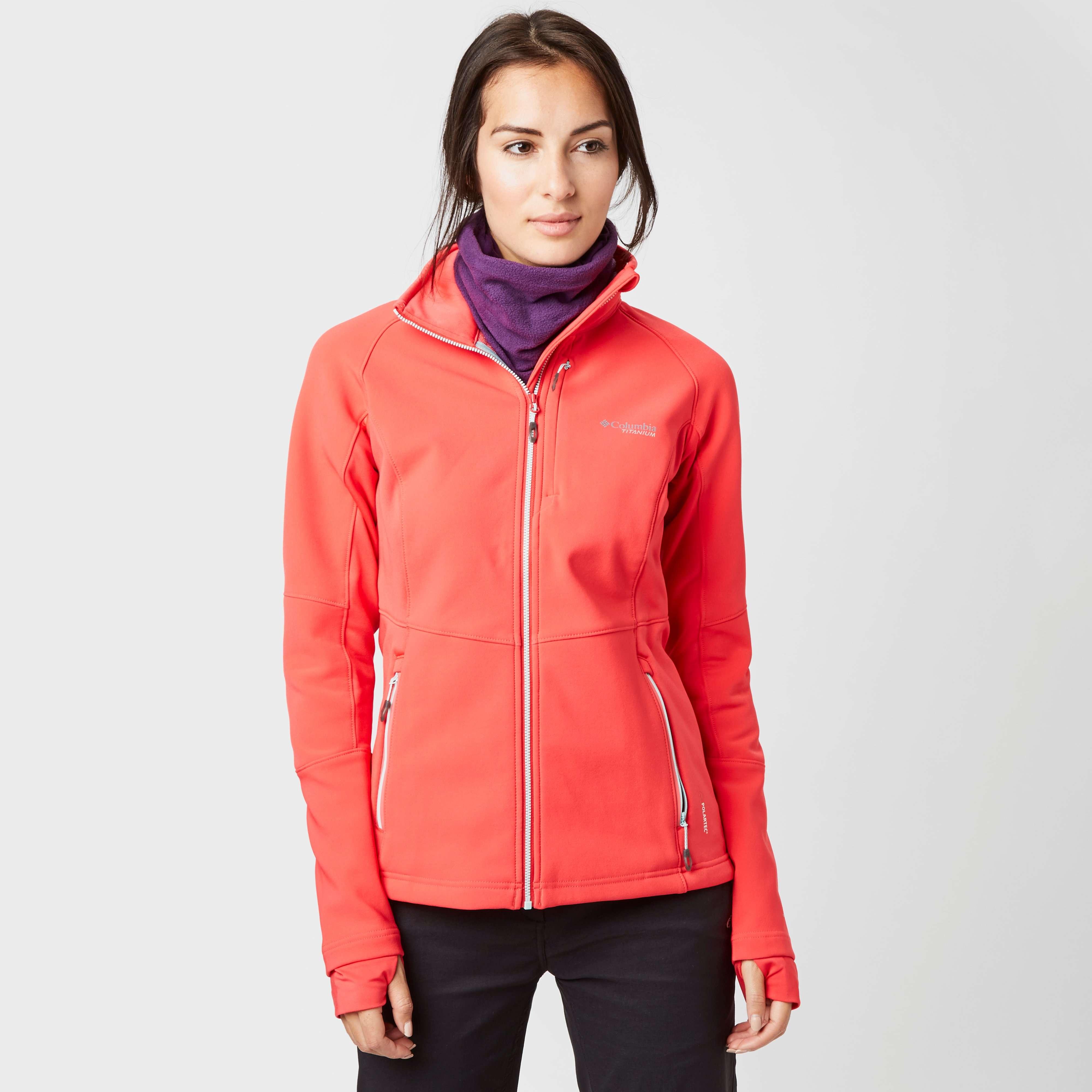 COLUMBIA Women's Titan Ridge II Hybrid Jacket