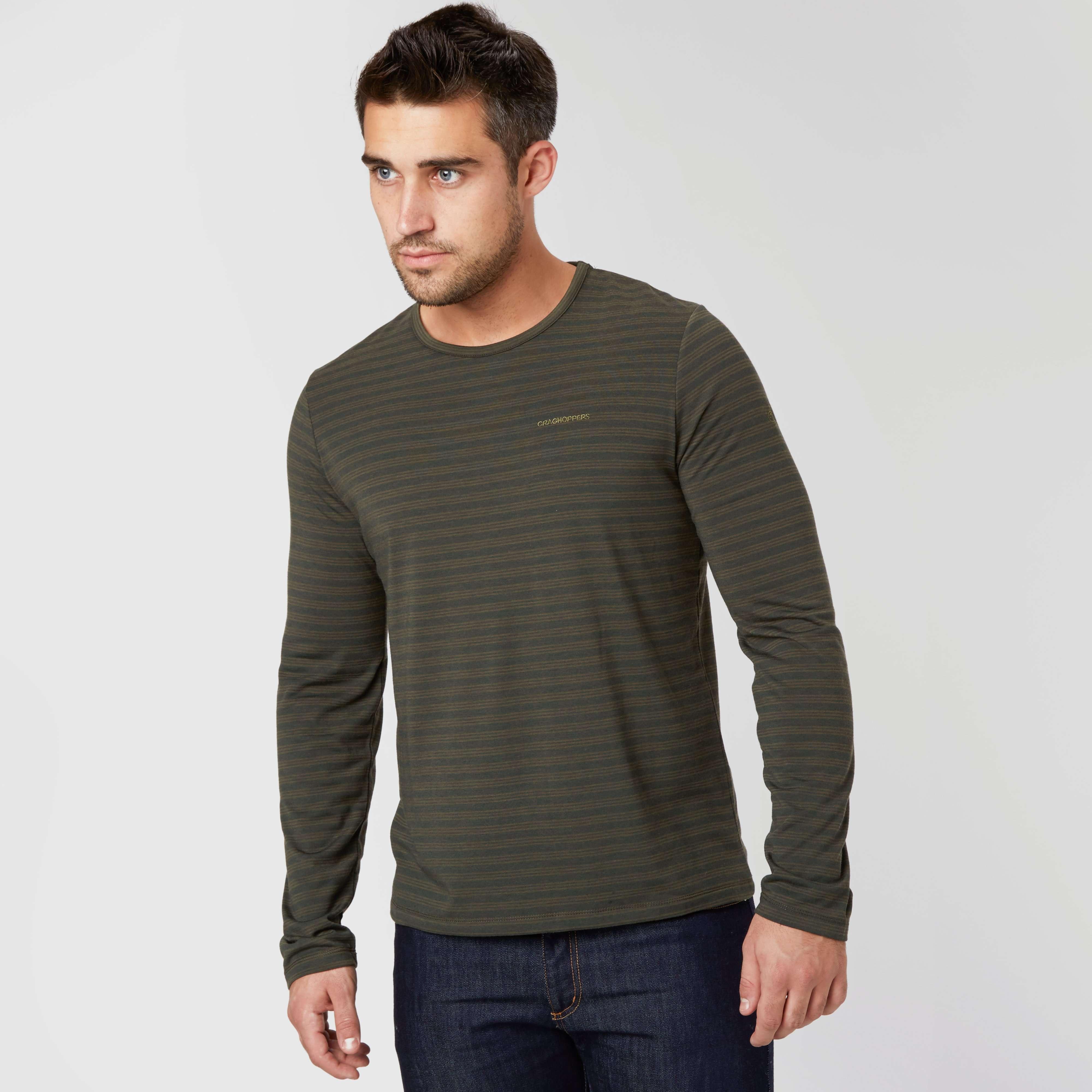 CRAGHOPPERS Men's Bentley Long-sleeve T-shirt