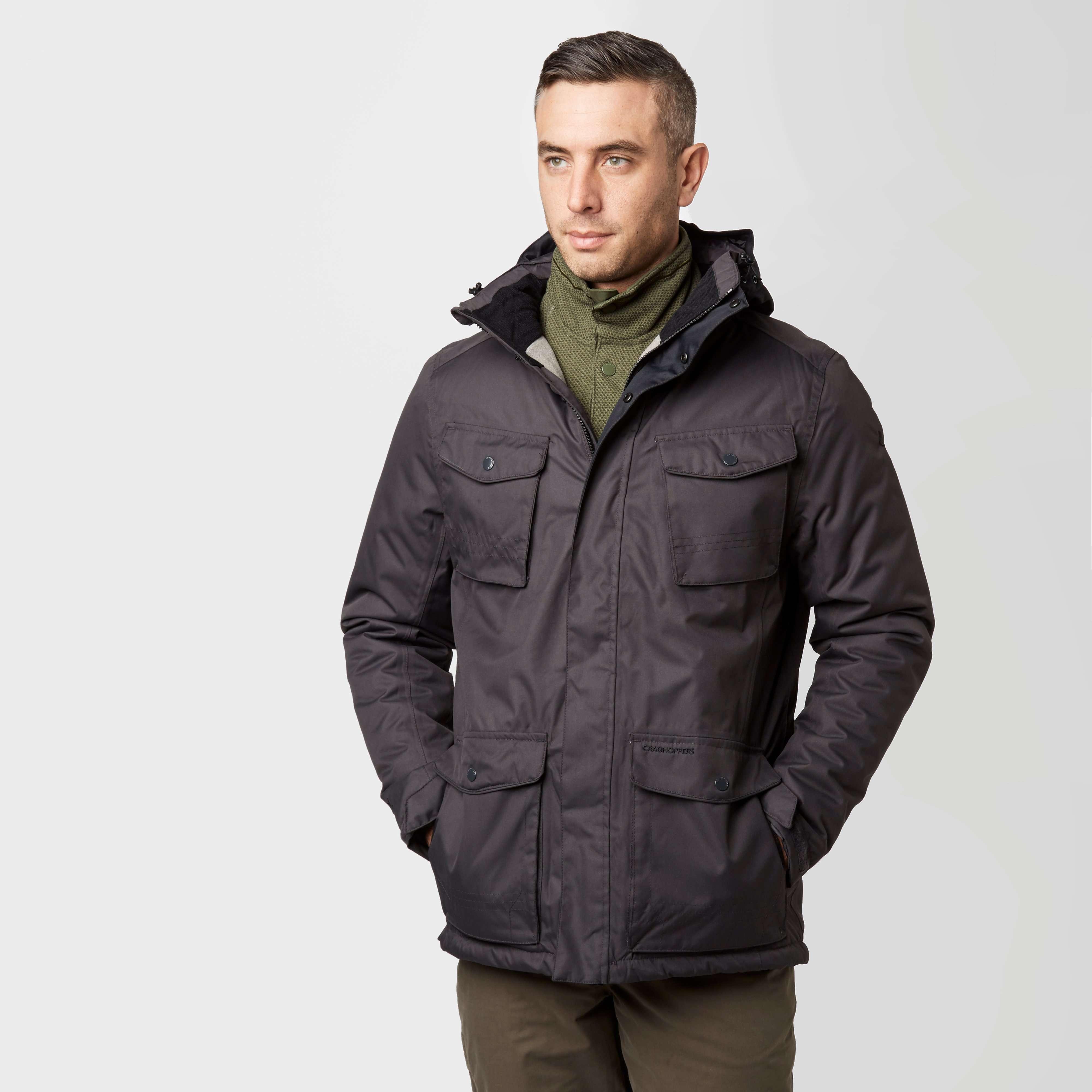CRAGHOPPERS Men's Madsen Waterproof Jacket