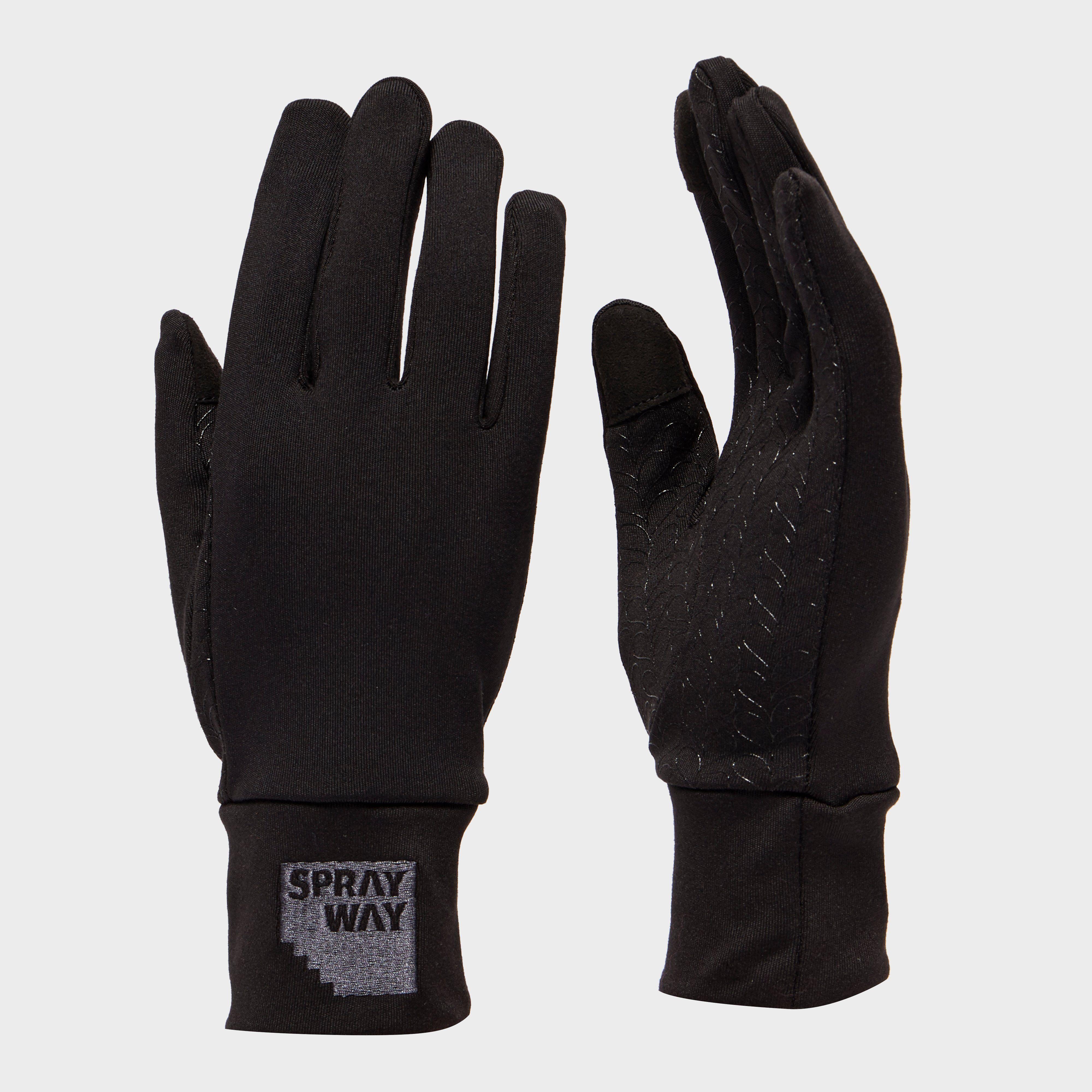 SPRAYWAY Women's Touchscreen Grip Gloves