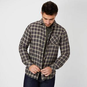 CRAGHOPPERS Men's Brigden Long Sleeve Check Shirt