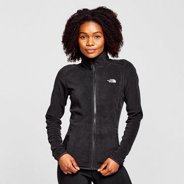 868214384 Women's North Face Fleece Jackets | Blacks
