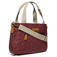 Circles Large Shoulder Strap Bag