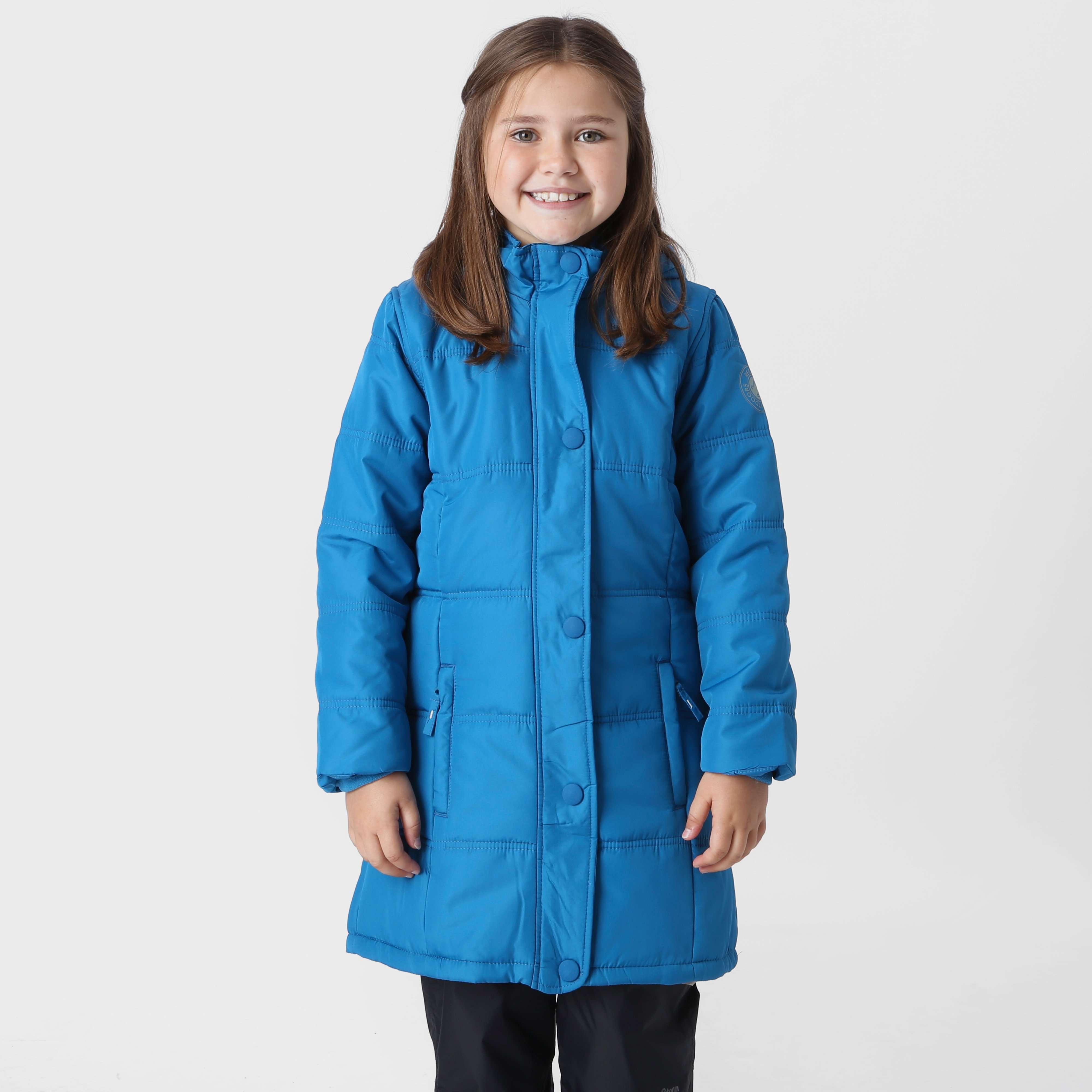 REGATTA Girl's Winter Hill Quilted Jacket