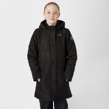 Black Regatta Girl's Winter Hill Jacket