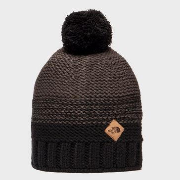 dba31ec5a2eb0 Black THE NORTH FACE Men s Antlers Beanie ...