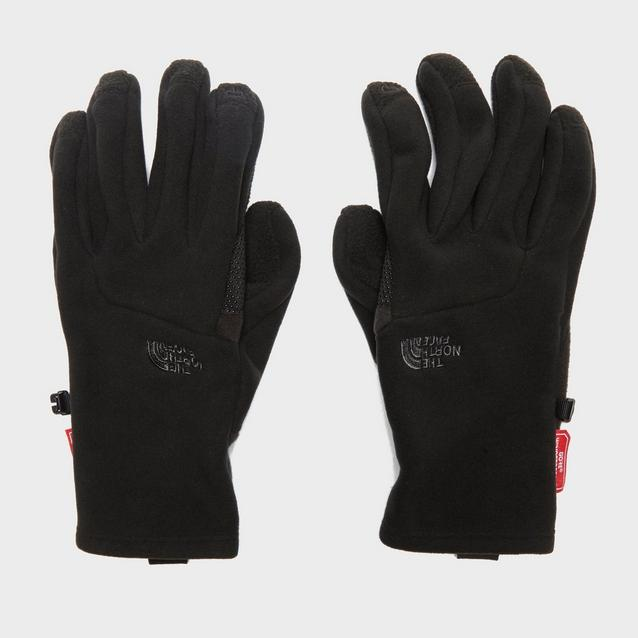 b7430945a04 Black THE NORTH FACE Men s Pamir Windstopper® Etip Gloves image 1