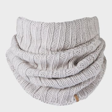 Cream BARTS Women s Agata Knit Snood ... 25f4cfbd0d8b