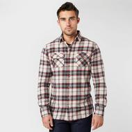 Men's Winter Check Flannel Shirt