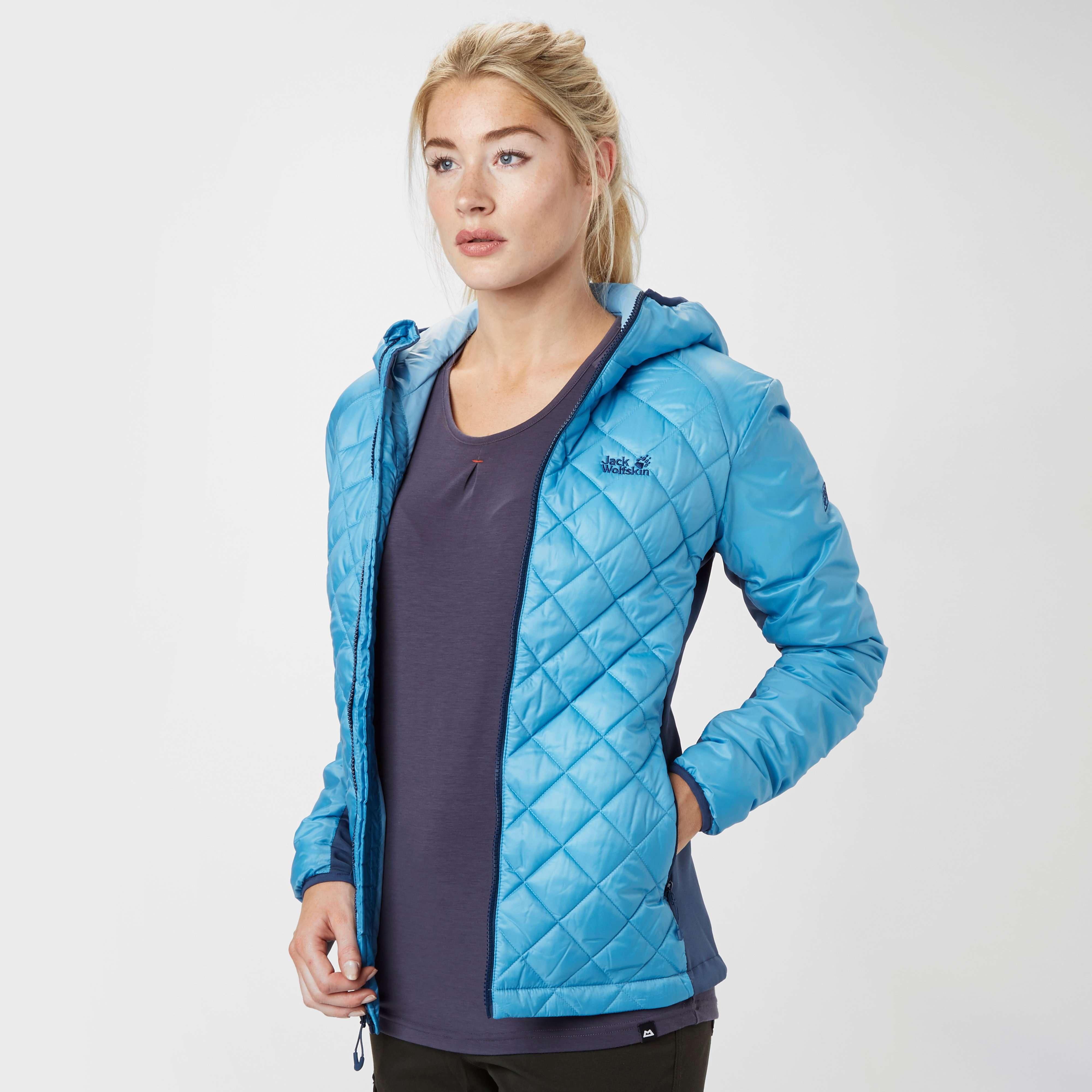JACK WOLFSKIN Women's Icy Tundra Insulated Jacket