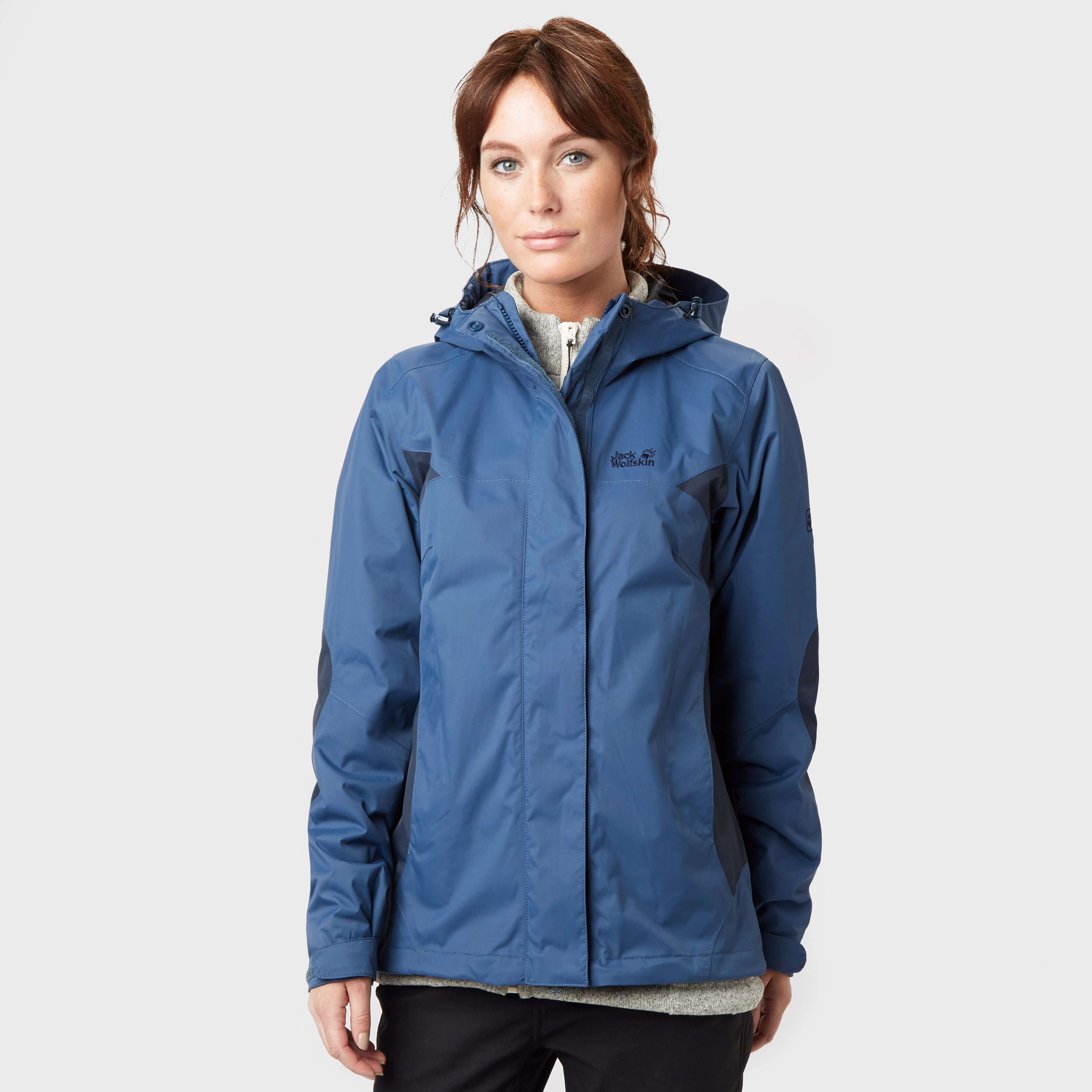 JACK WOLFSKIN Women's Phenix Waterproof Jacket