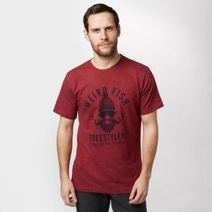 WEIRD FISH Men's Freestylers T-Shirt