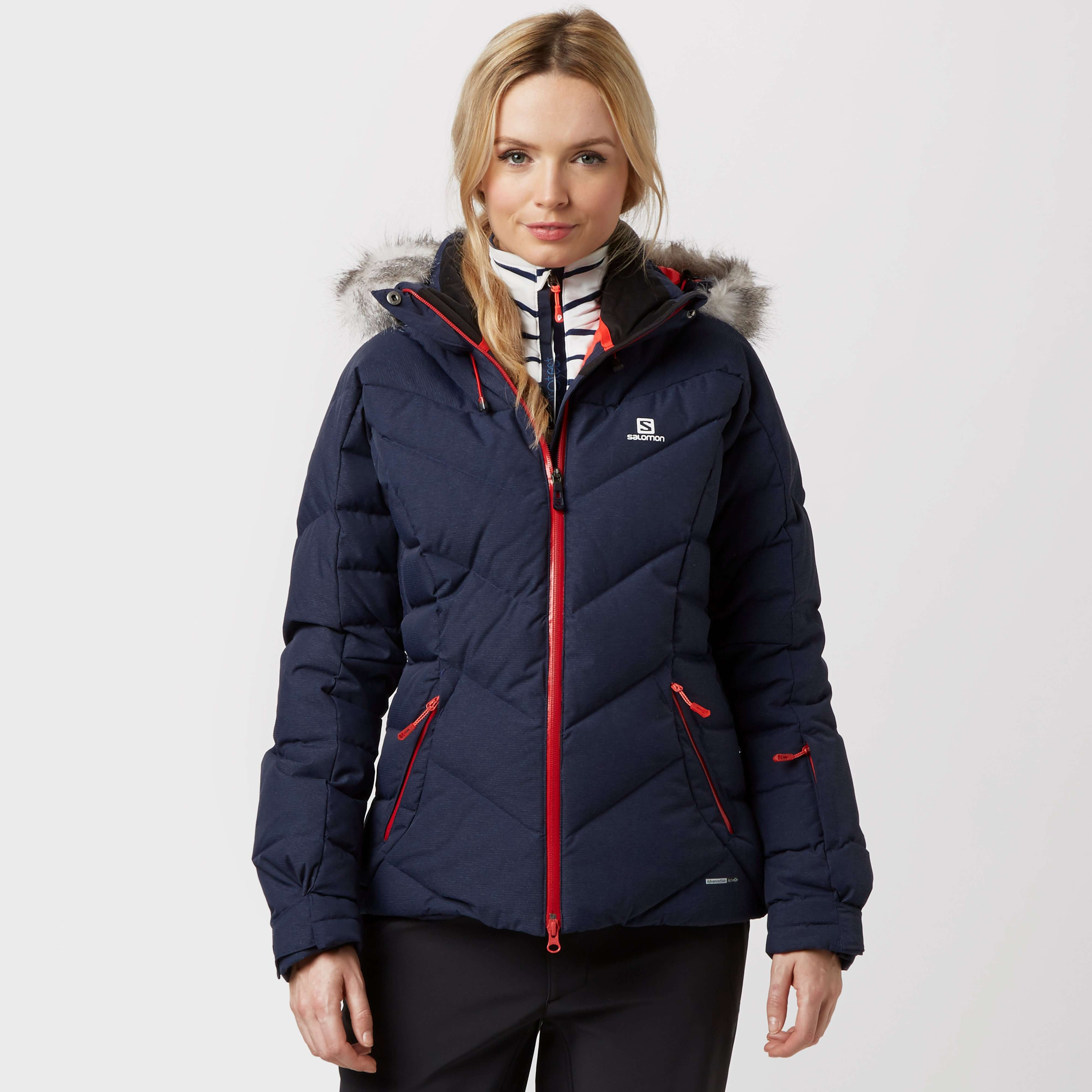 SALOMON Women's Icetown Ski Jacket