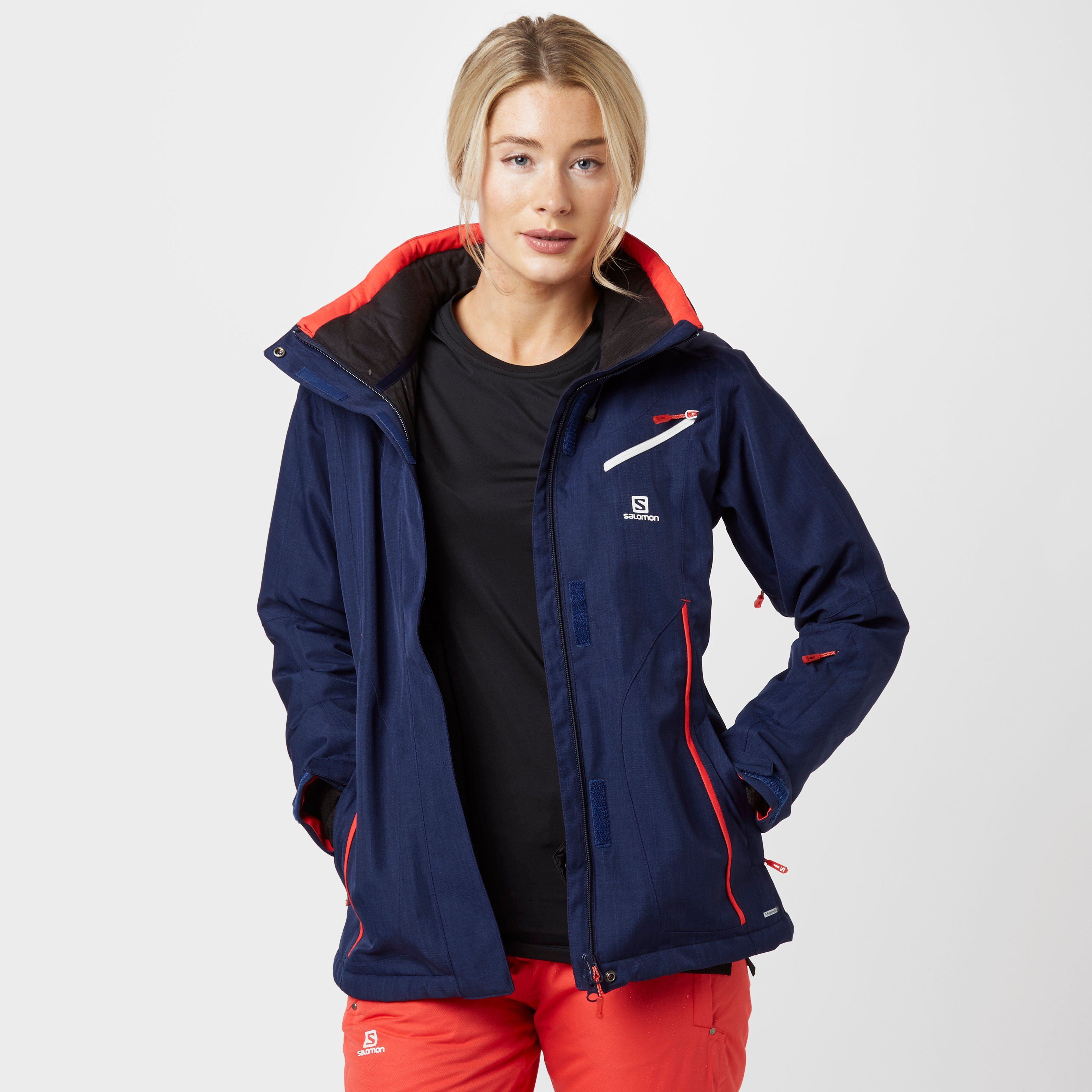 SALOMON Women's Fantasy Ski Jacket