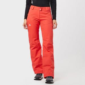 Salomon Women's Stormspotter Ski Pants