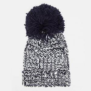PETER STORM Women's Katie Oversized Bobble Hat