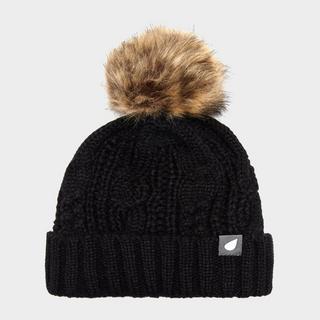 Women's Daisy Bobble Hat