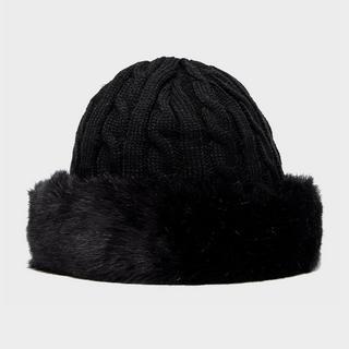 Women's Camilla Fur Trim Hat