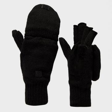 Black Peter Storm Men's Convertible Gloves