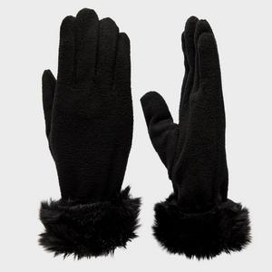 PETER STORM Women's Fur Lined Gloves