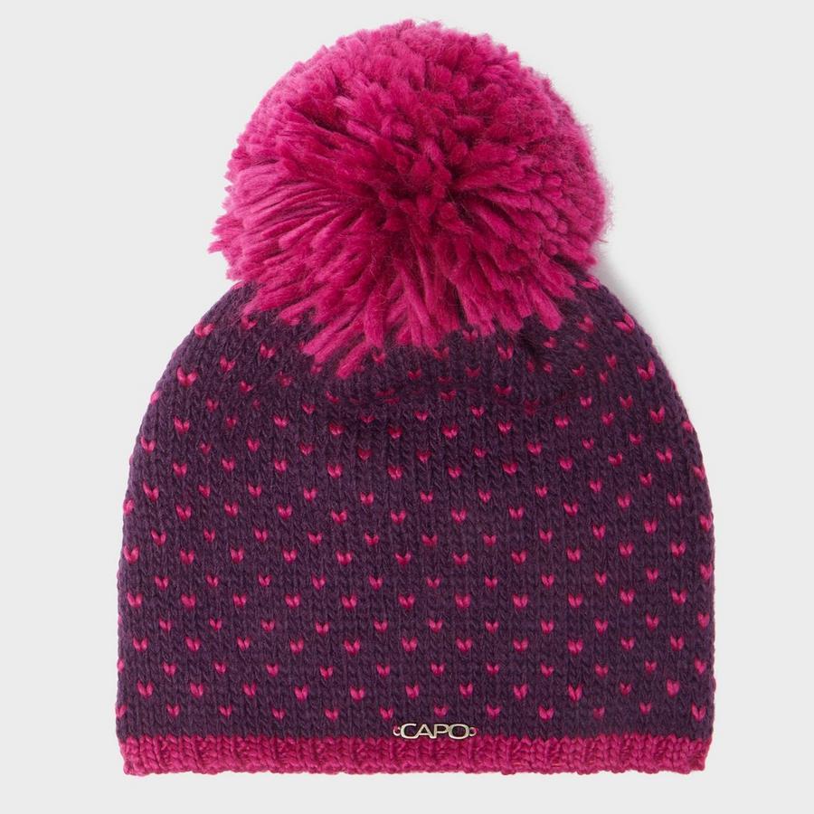 Cool Wool Beanie Hat Capo