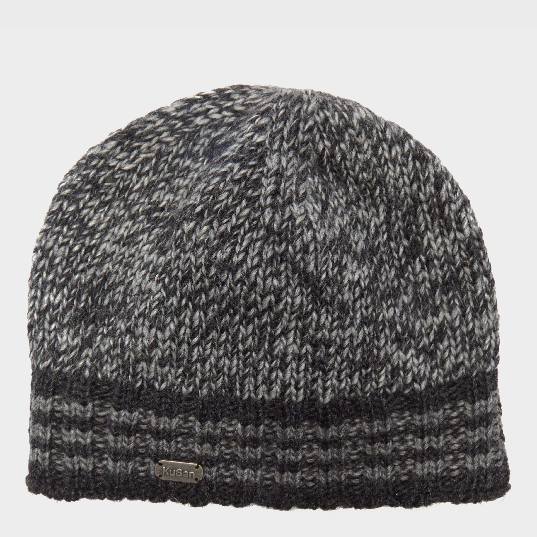 KUSAN Men's Knitted Beanie Hat