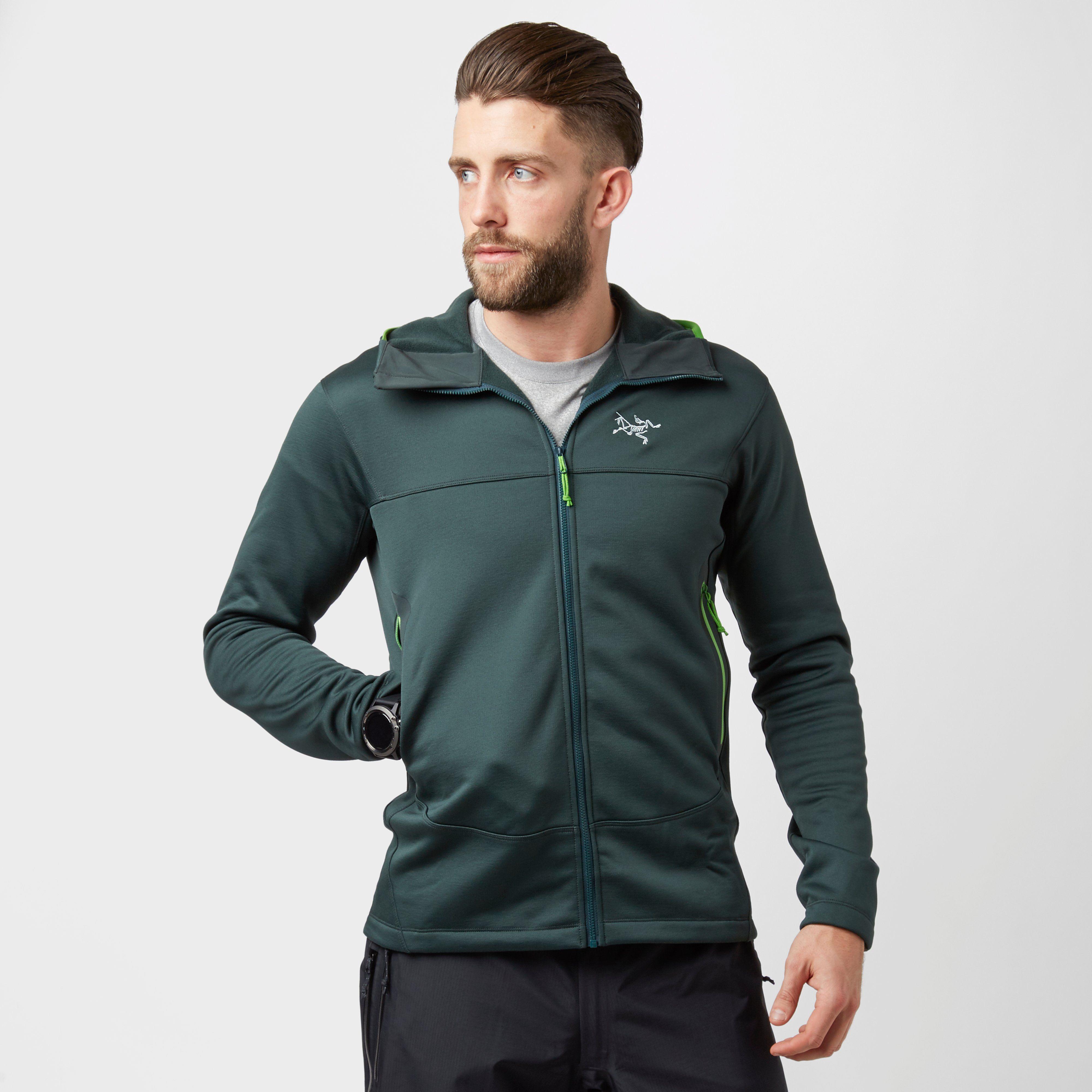 ARC'TERYX Men's Arenite Hooded Fleece