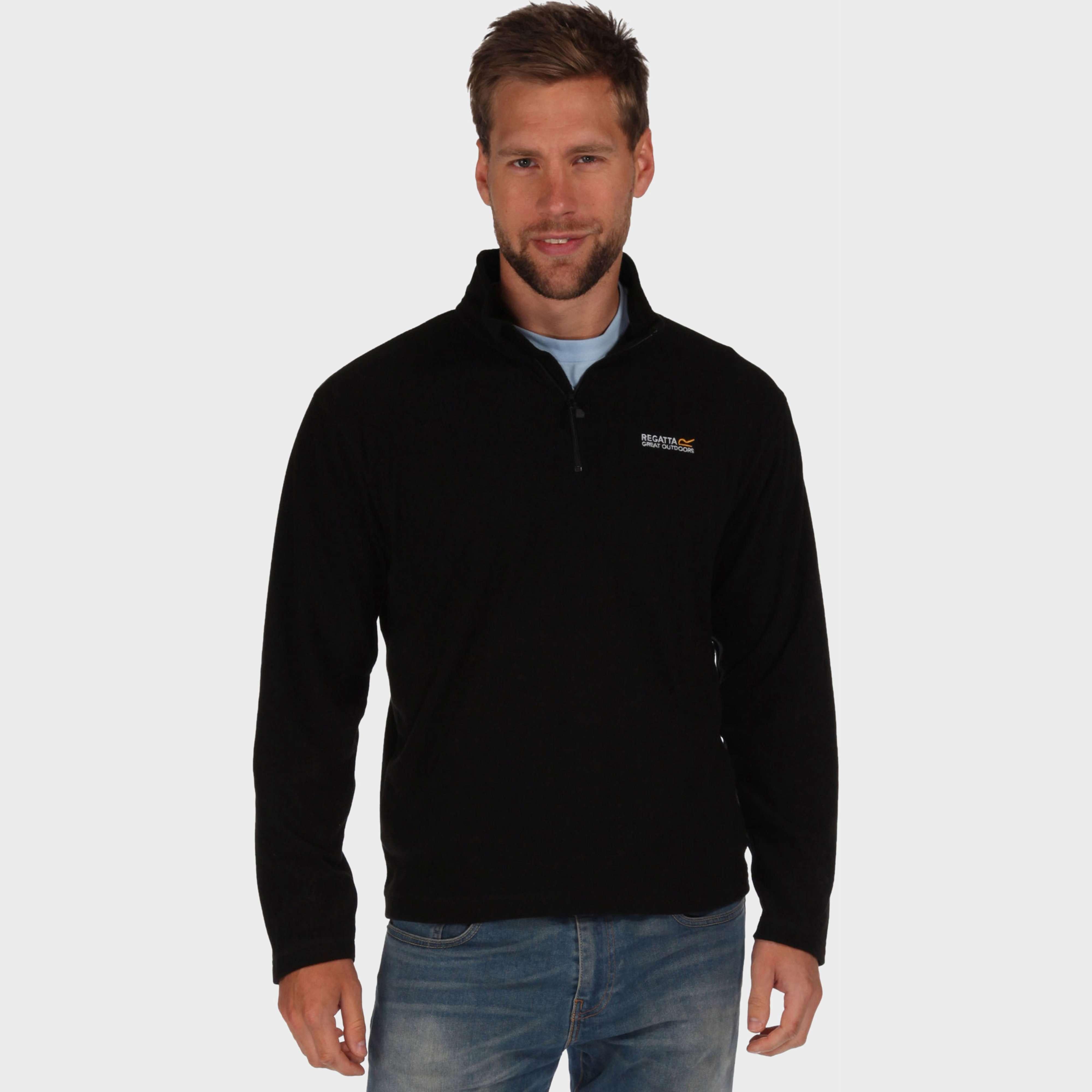 REGATTA Men's Thompson Half Zip Fleece