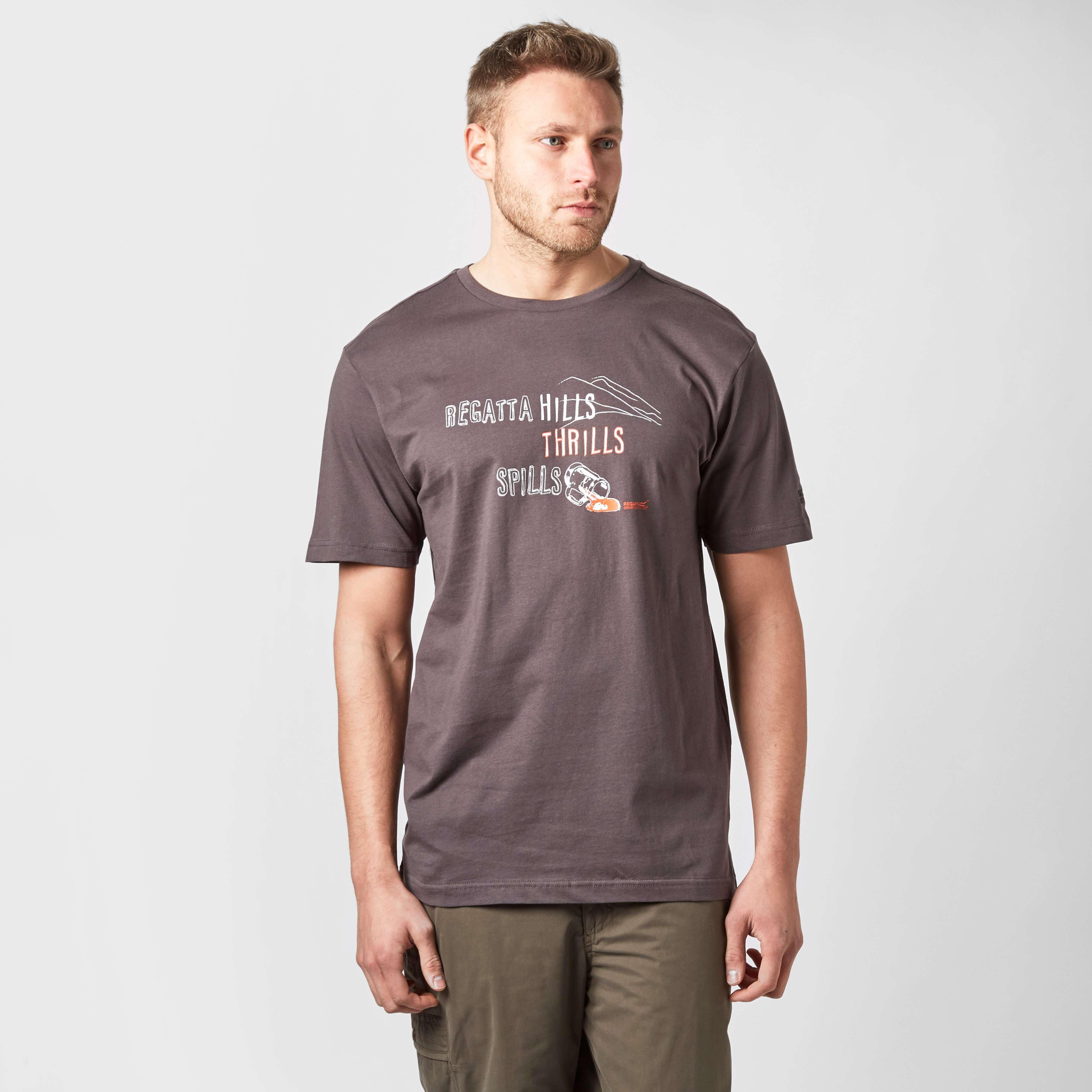 REGATTA Men's Algar T-Shirt