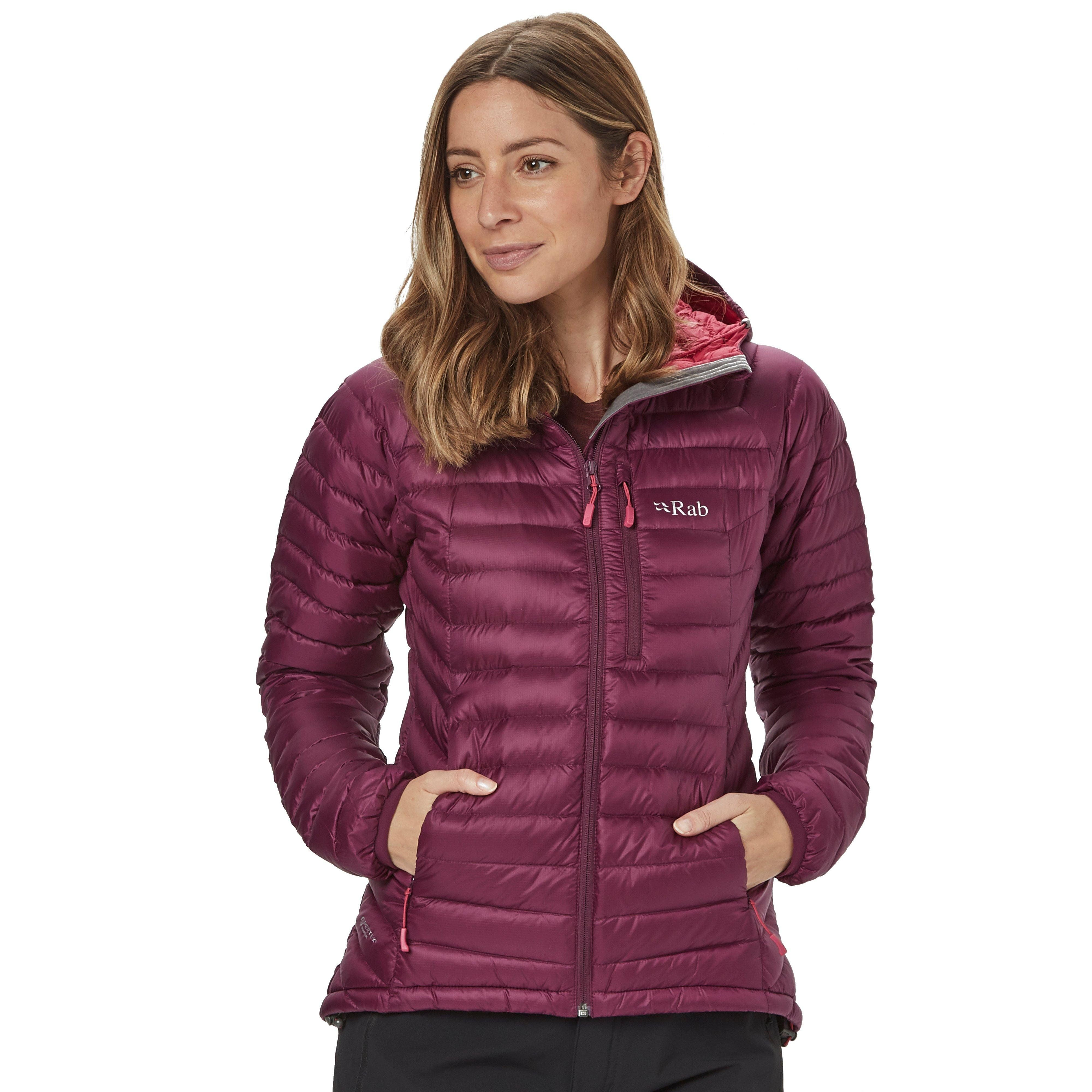 RAB Women's Microlight Alpine Down Jacket