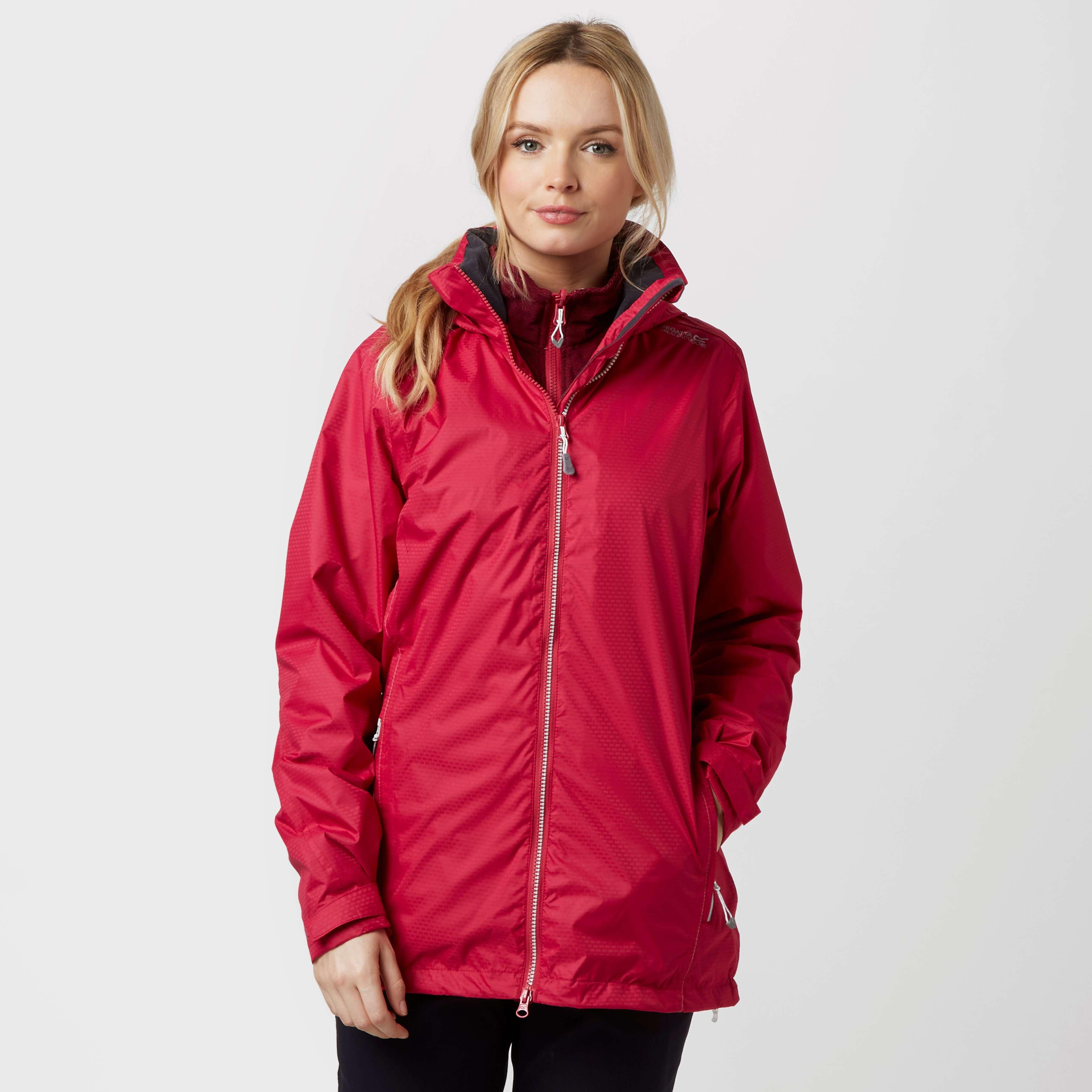 REGATTA Women's Alabama II 3 in 1 Waterproof Jacket