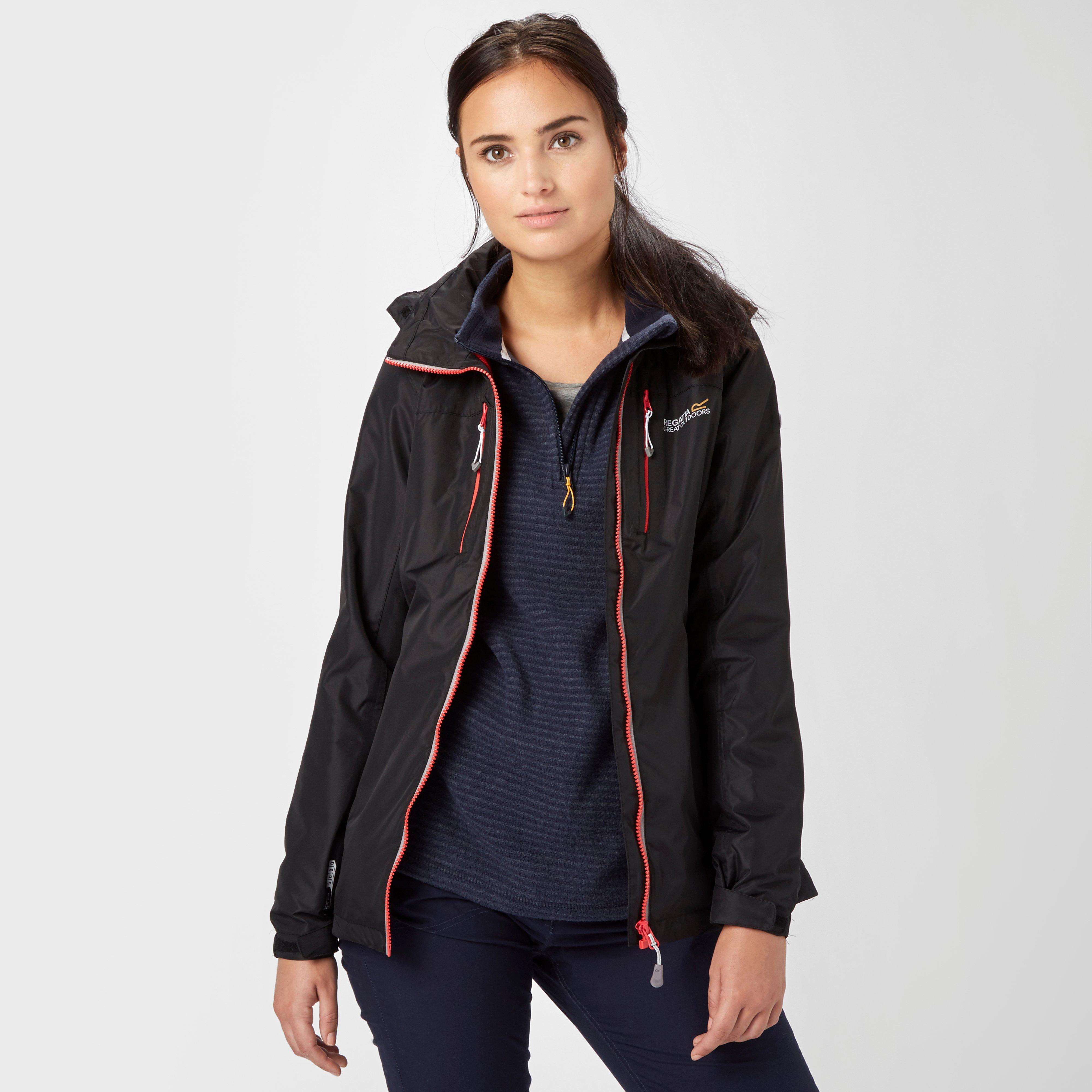 Regatta Womens Calderdale II Jacket Black