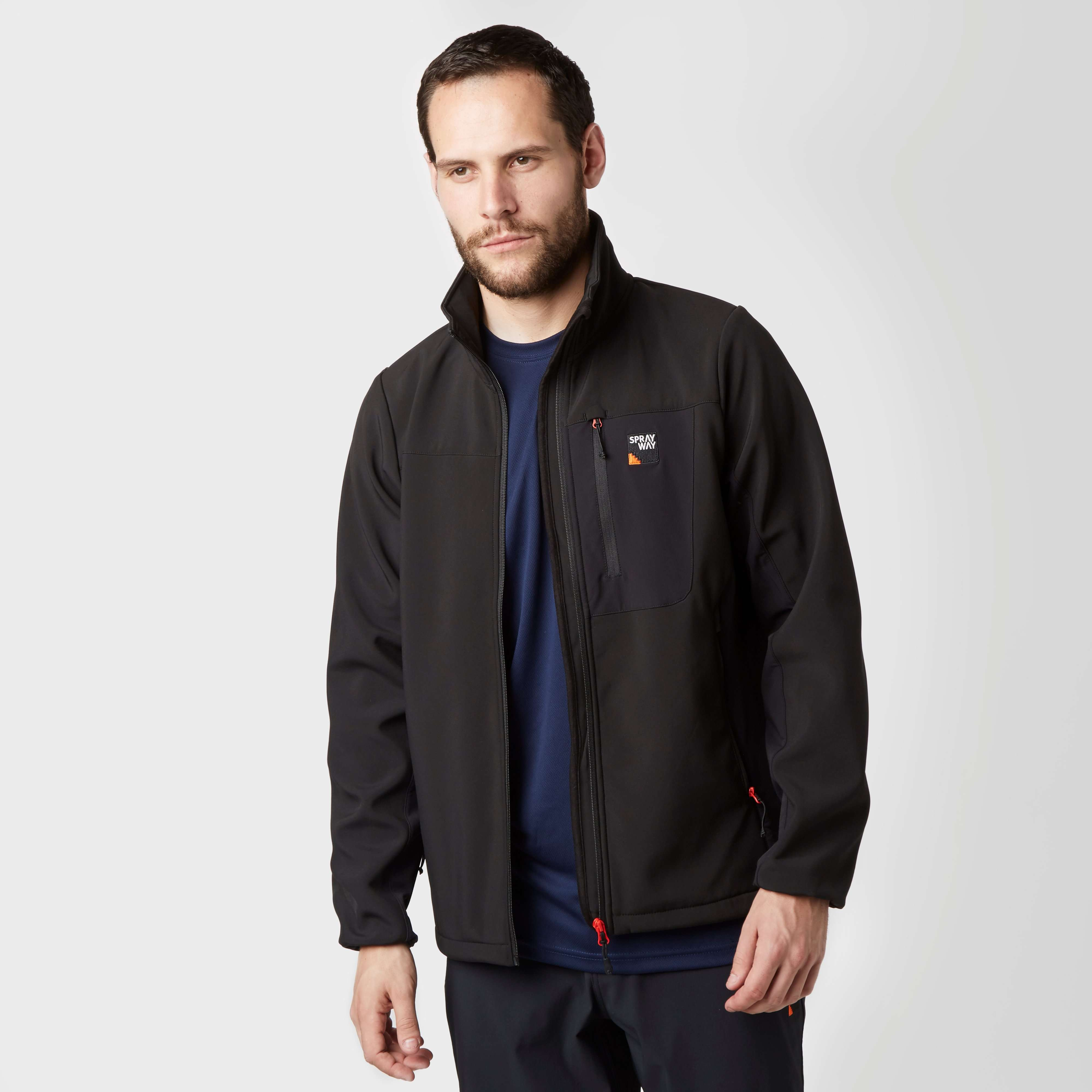 SPRAYWAY Men's Ridge Softshell Jacket