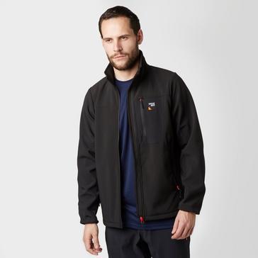 be224d9695b6 Black SPRAYWAY Men s Ridge Softshell Jacket