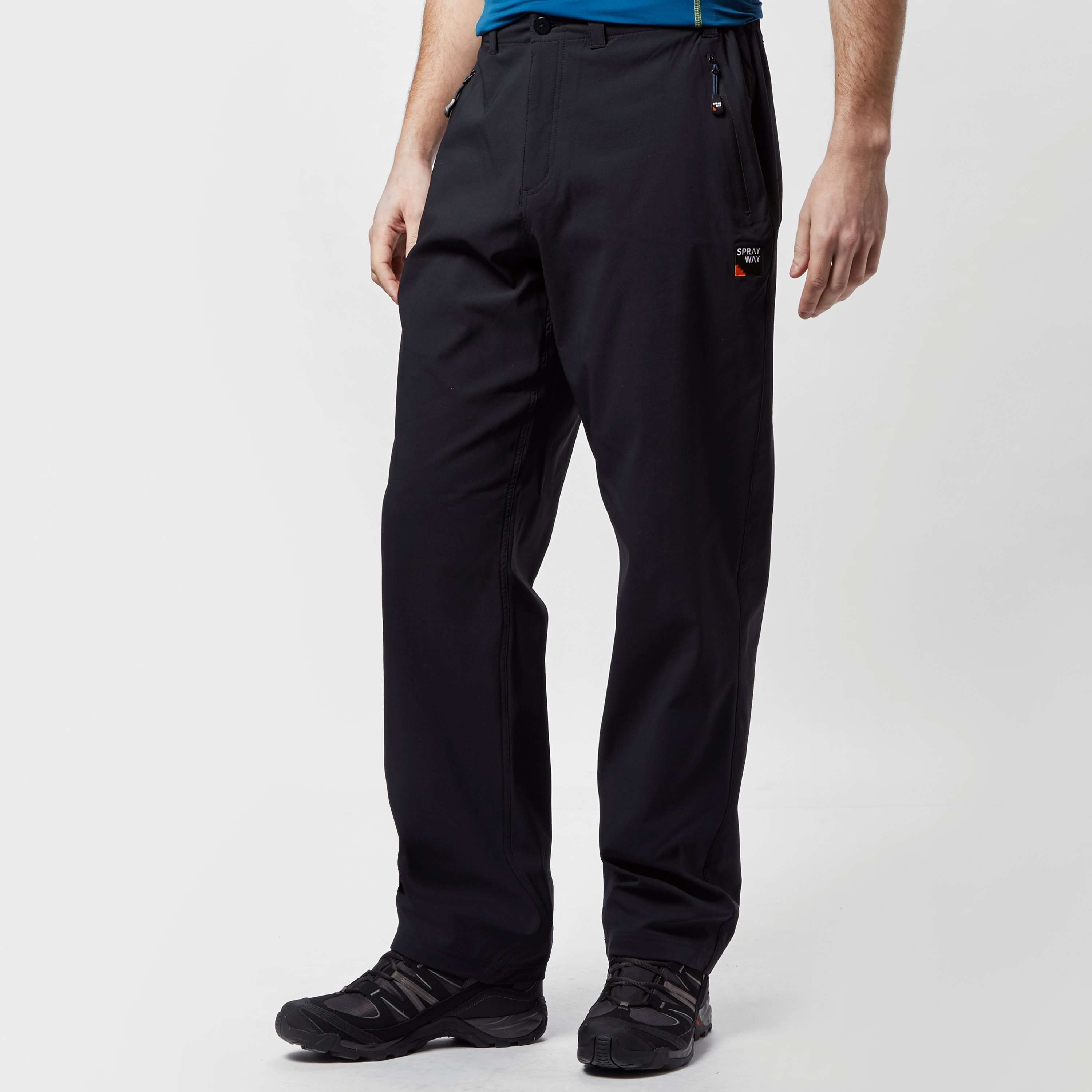 SPRAYWAY Men's Summit Softshell Trousers