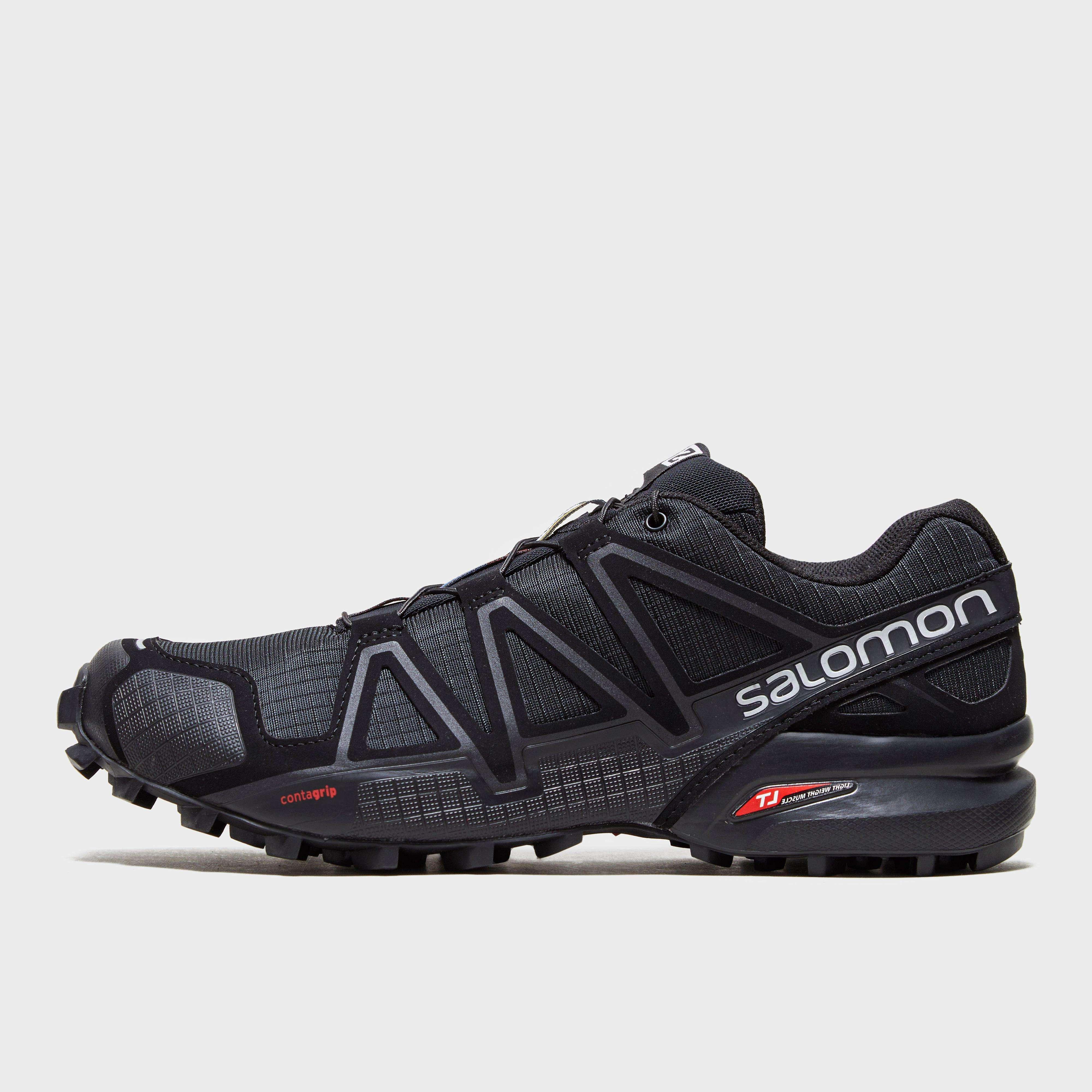 SALOMON Men's Speedcross 4 Trail Running Shoes