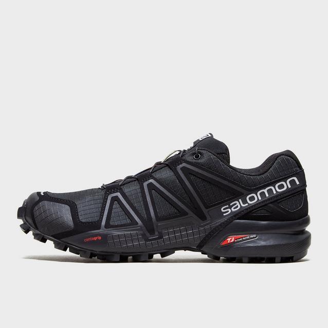 Salomon Speedcross 4 Total Black