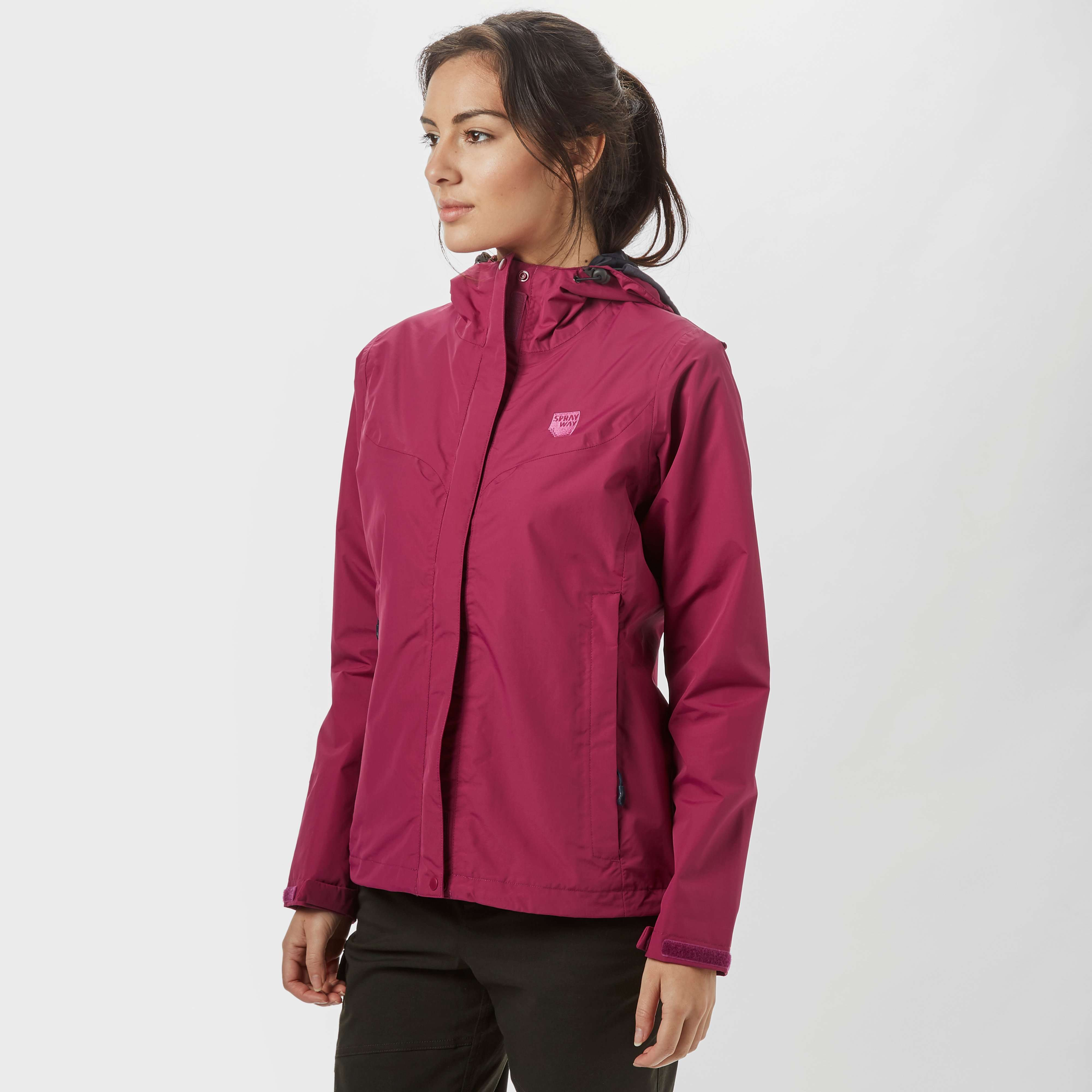 SPRAYWAY Women's Sierra Waterproof Jacket