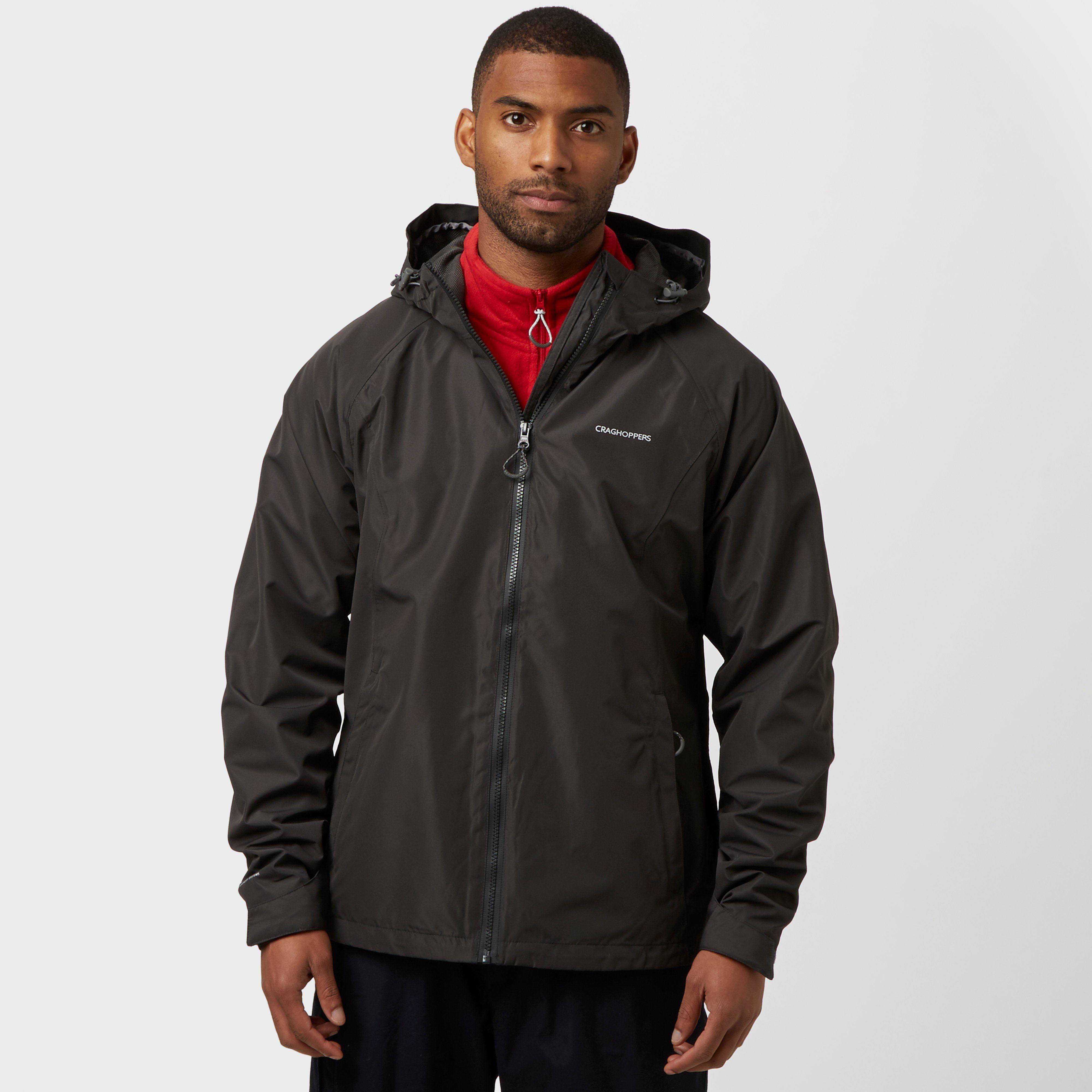CRAGHOPPERS Men's Foyle Waterproof Jacket