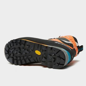 ORANGE Scarpa Men's Charmoz Pro GORE-TEX® Mountain Boot