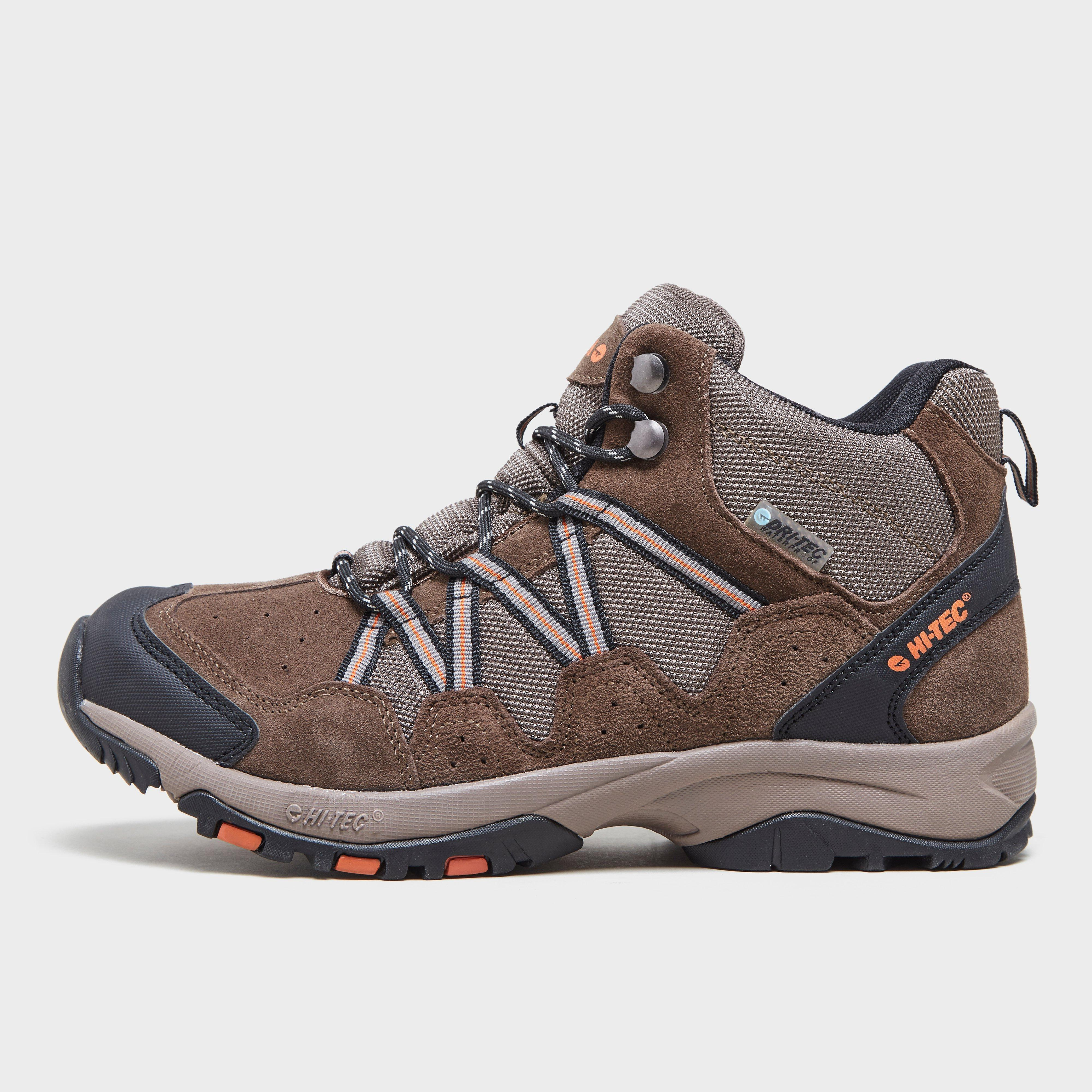 ac414e954640 Brown HI TEC Men s Dexter Waterproof Mid Hiking Shoe image 1