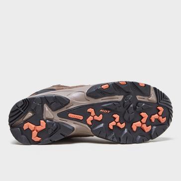 Brown Hi Tec Men's Dexter Waterproof Mid Walking Boot