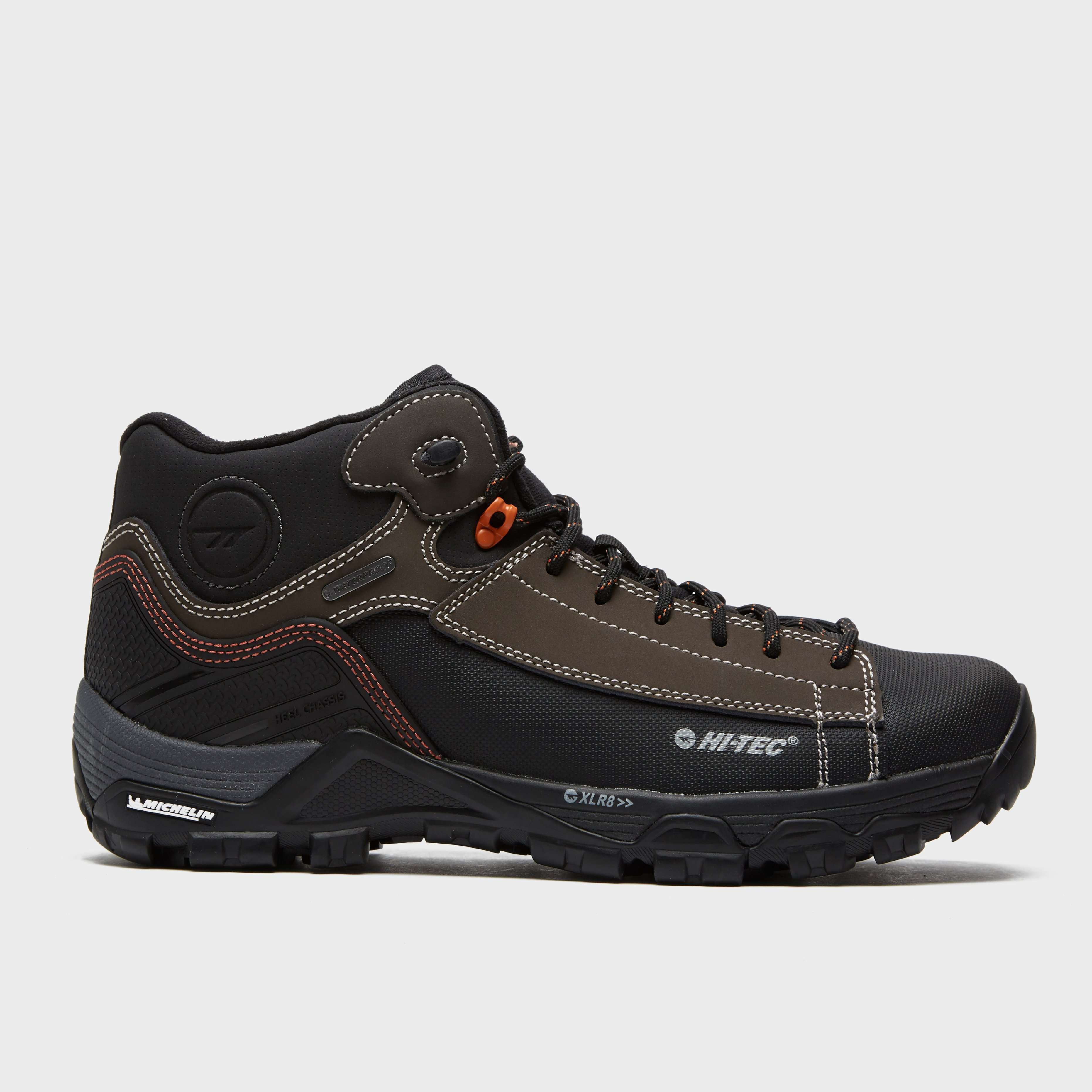 HI TEC Men's Trail Ox Chukka I Waterproof Boot