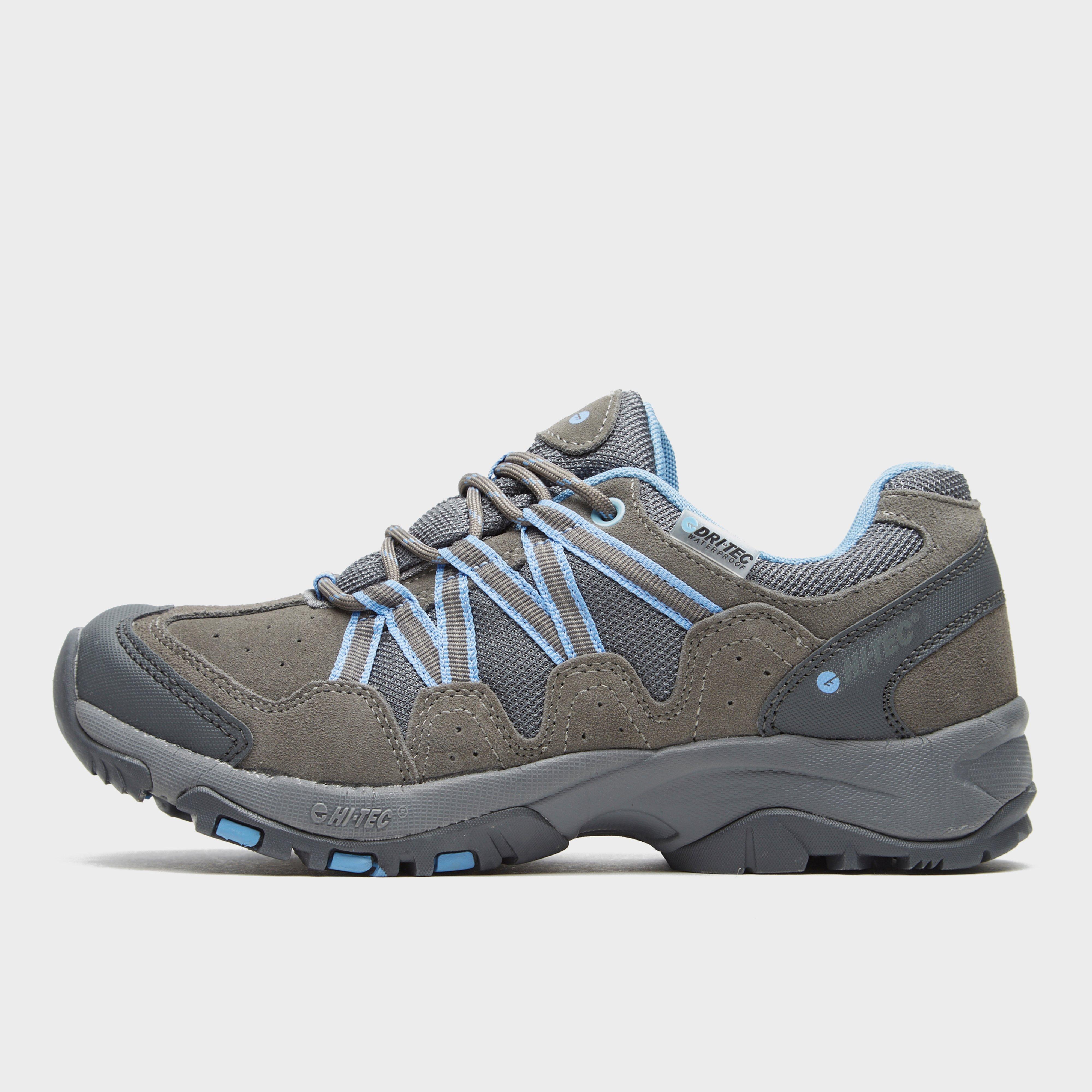 Hi Tec Hi Tec Womens Florence Waterproof Walking Shoes - Blue, Blue