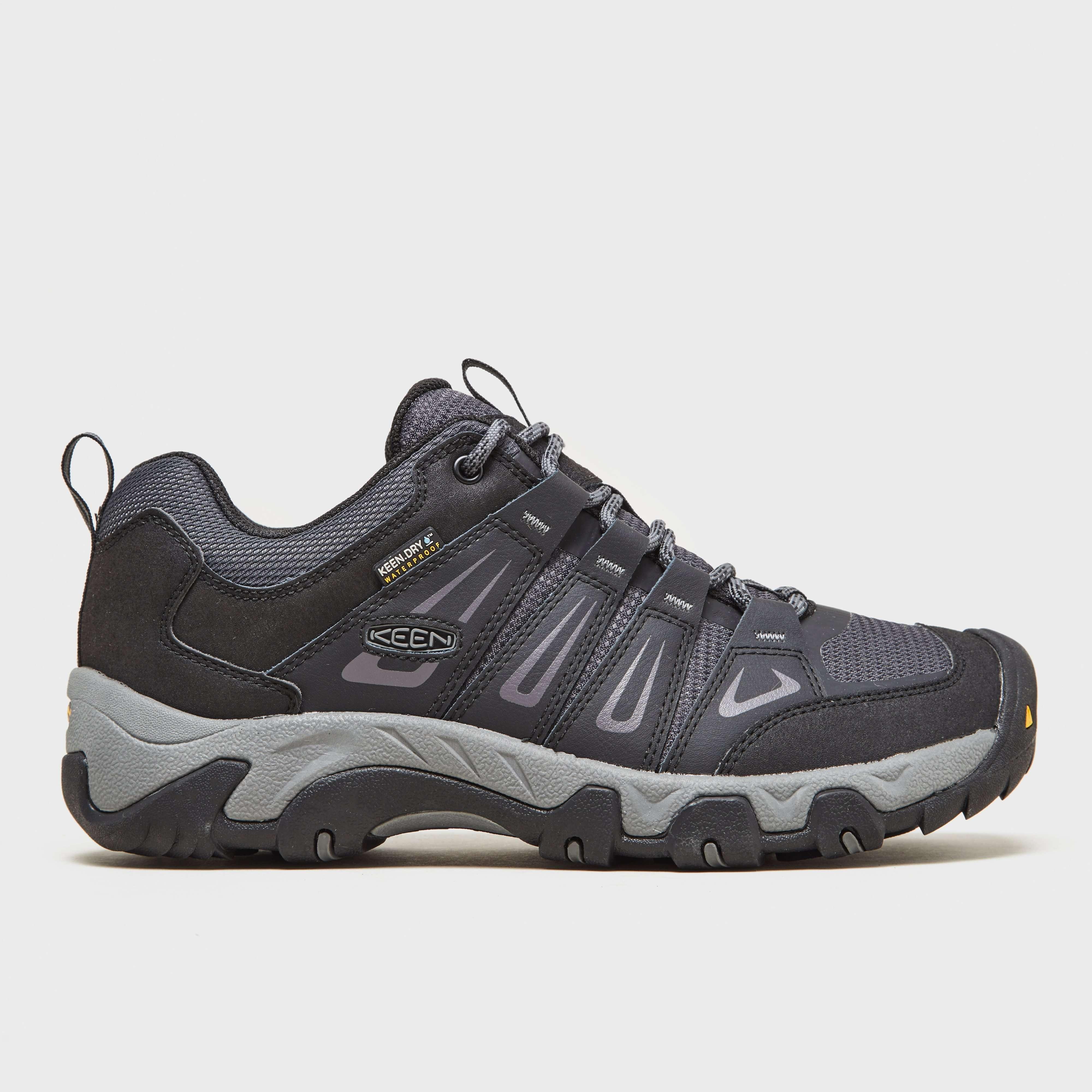 KEEN Men's Oakridge Waterproof Trail Shoe