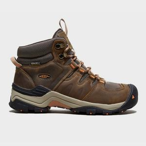 KEEN Women's Gypsum Mid Waterproof Walking Boot