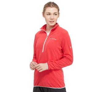 CRAGHOPPERS Women's Pro Lite Half Zip Fleece