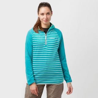 Women's Sabine Half Zip Hooded Fleece