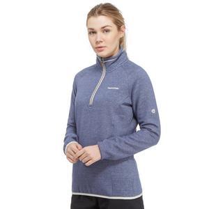 CRAGHOPPERS Women's Fernlee Half Zip Fleece