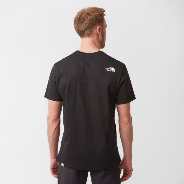 481cdf7bb Men's Short Sleeve Simple Dome T-Shirt